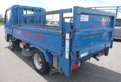 トラック加装 dyut1