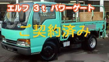 トラック バン 中古車リース el1 1